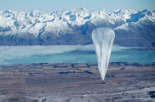 Alphabet shuts down its Loon Internet balloon project