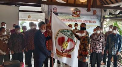 Affan Resmi Jadi Ketua Umum Pickleball NTB