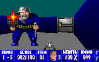 Wolfenstein 3D - Spear of Destiny