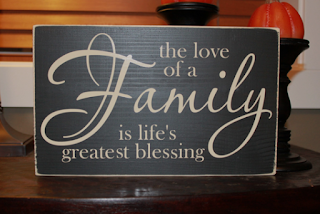 The Blessings of a Family