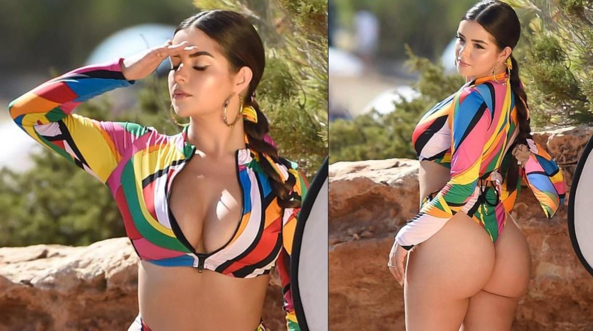 Demi Rose Mawby Mesmerizing Hot Pics