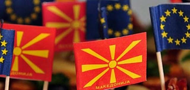EU Membership Support for Macedonia falls to 77 percent