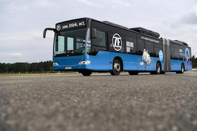 ZF apresenta soluções de tração elétrica para facilitar transição para a eletromobilidade