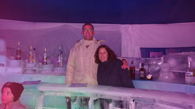 הבר במערת קרח
