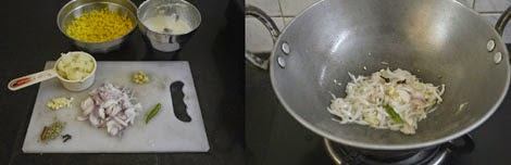 how to make kadappa