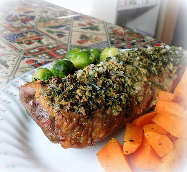Dijon Garlic & Herb Pork Fillet