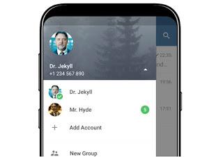 telegram multiple accounts