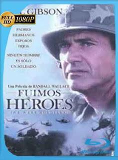 Fuimos Heroes 2002 HD [1080p] Latino [Mega] dizonHD