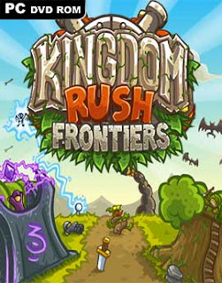 غلاف لعبة الأبطال المملكة راش والحدود مع التنين