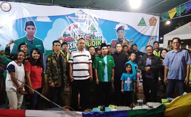 Kapolres Klaten: Terima Kasih Ansor-Banser Bantu Pengamanan Arus Mudik