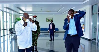 Uganda under total lockdown
