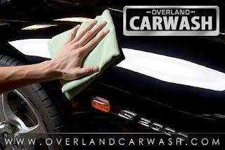 hand wash car