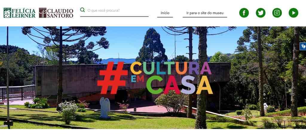 Papo de Quarentena com o tema cyberbullying no Museu Felícia Leirner e Auditório Claudio Santoro