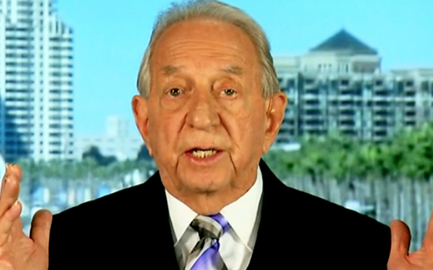 RIP John Coleman - Weather Channel Founder Who Called Climate Change 'Baloney'