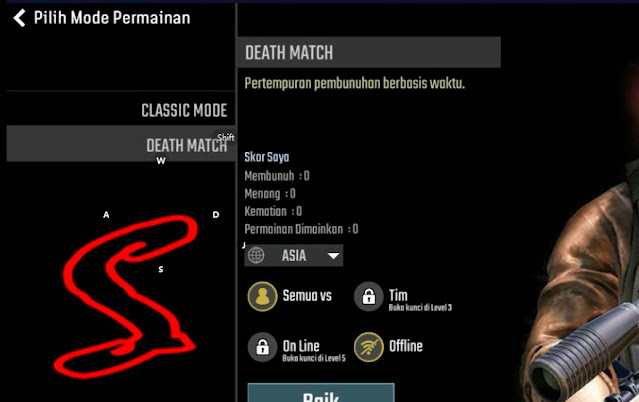 Blood Rivals: Game Mirip Free Fire Offline