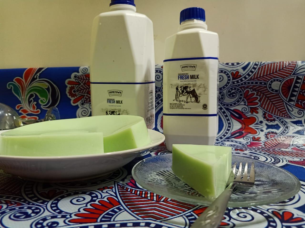 Agar-agar hometown dairy