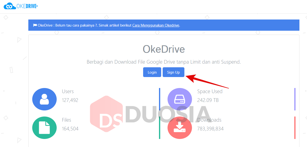 cara download limit google drive android