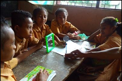 Media Sederhana Untuk Materi Sifat-Sifat Cahaya di Sekolah Dasar