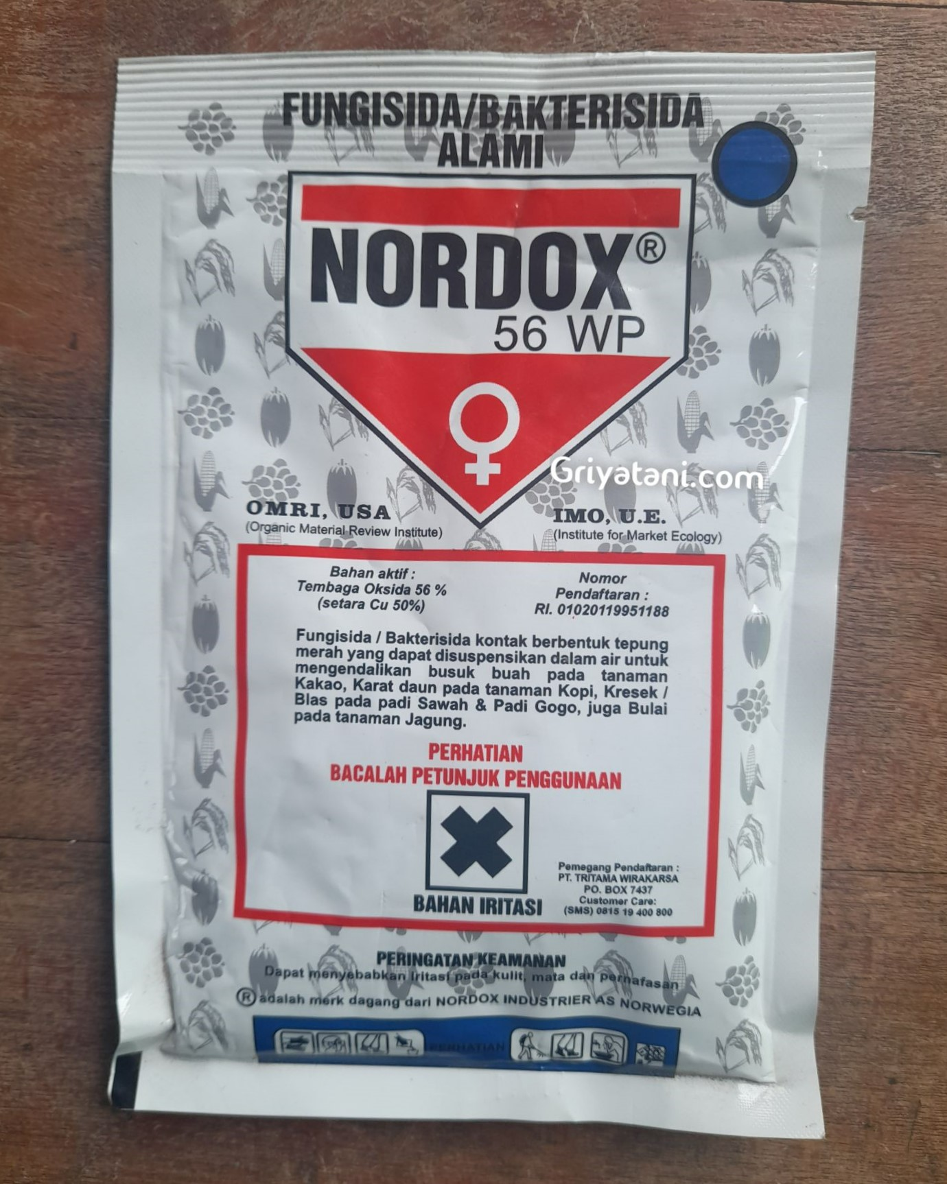 Nordox 56WP