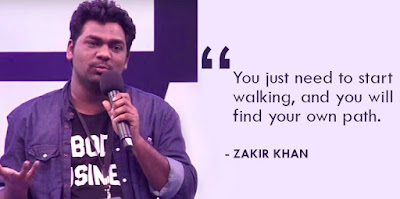 Zakir Khan Stand Up Comedian and his Stand Up Comedy Shows and Comedy Videos
