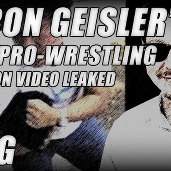 Baron Geisler's WWE Pro-Wrestling Audition Video Leaked, LOL!