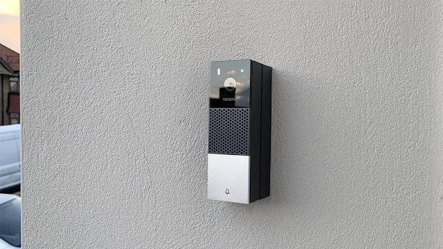 5. Netatmo Smart Video Doorbell