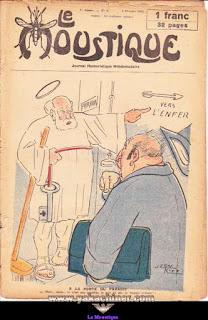 Le Moustique, Journal Humoristique Hebdomadaire, numéro 6, année 1931