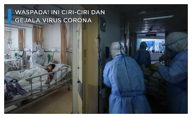 Ciri ciri Virus Corona di Hari Pertama Sampai Hari Kematian