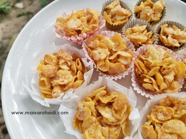 Honey Butter Cornflakes