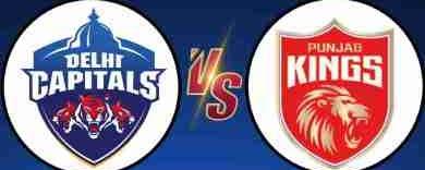 IPL 2021: Match 11/60 , DC vs PBKS