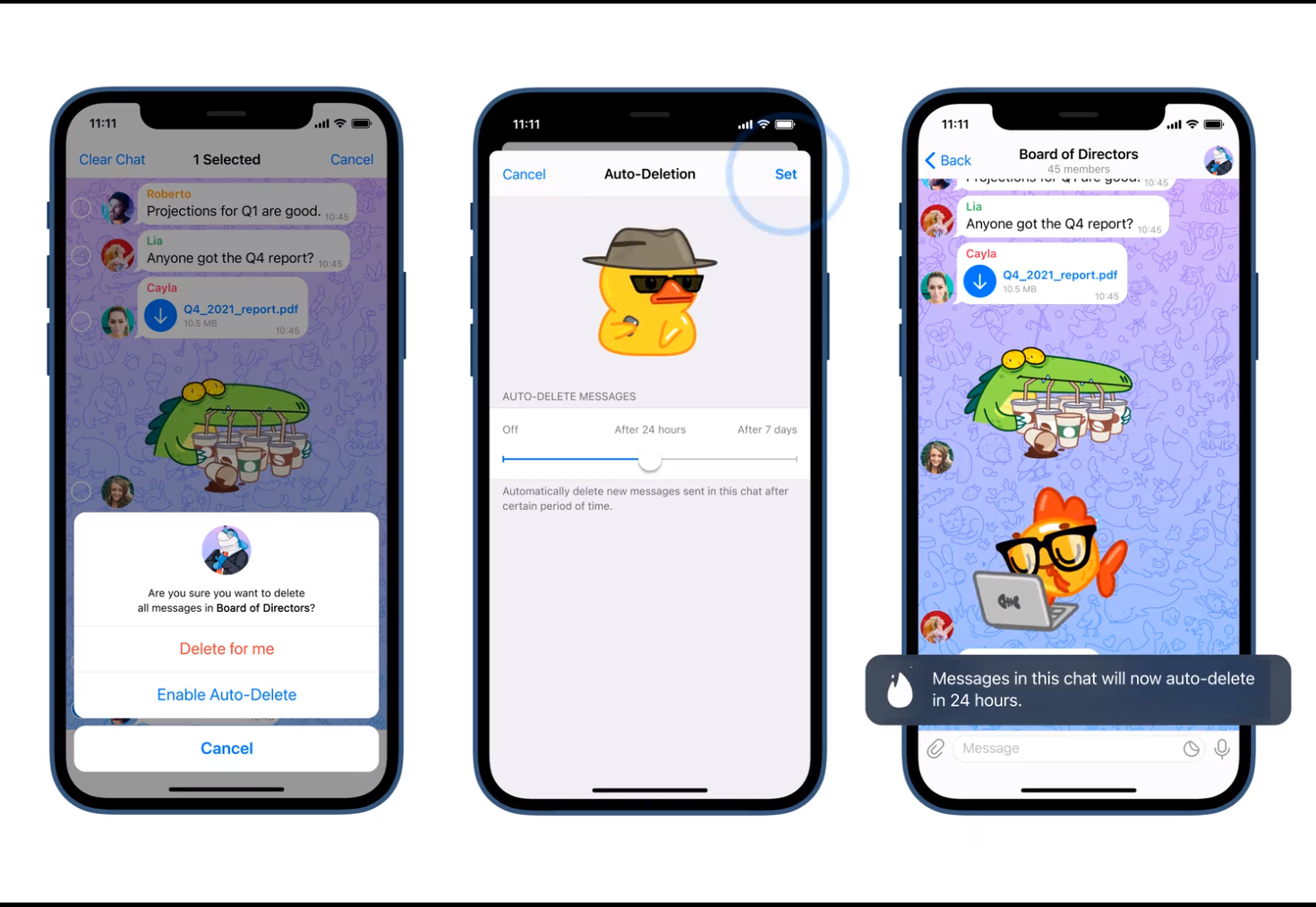 Telegram has introduced a whole bunch of features for its users in the app's new beta update v7.5.0