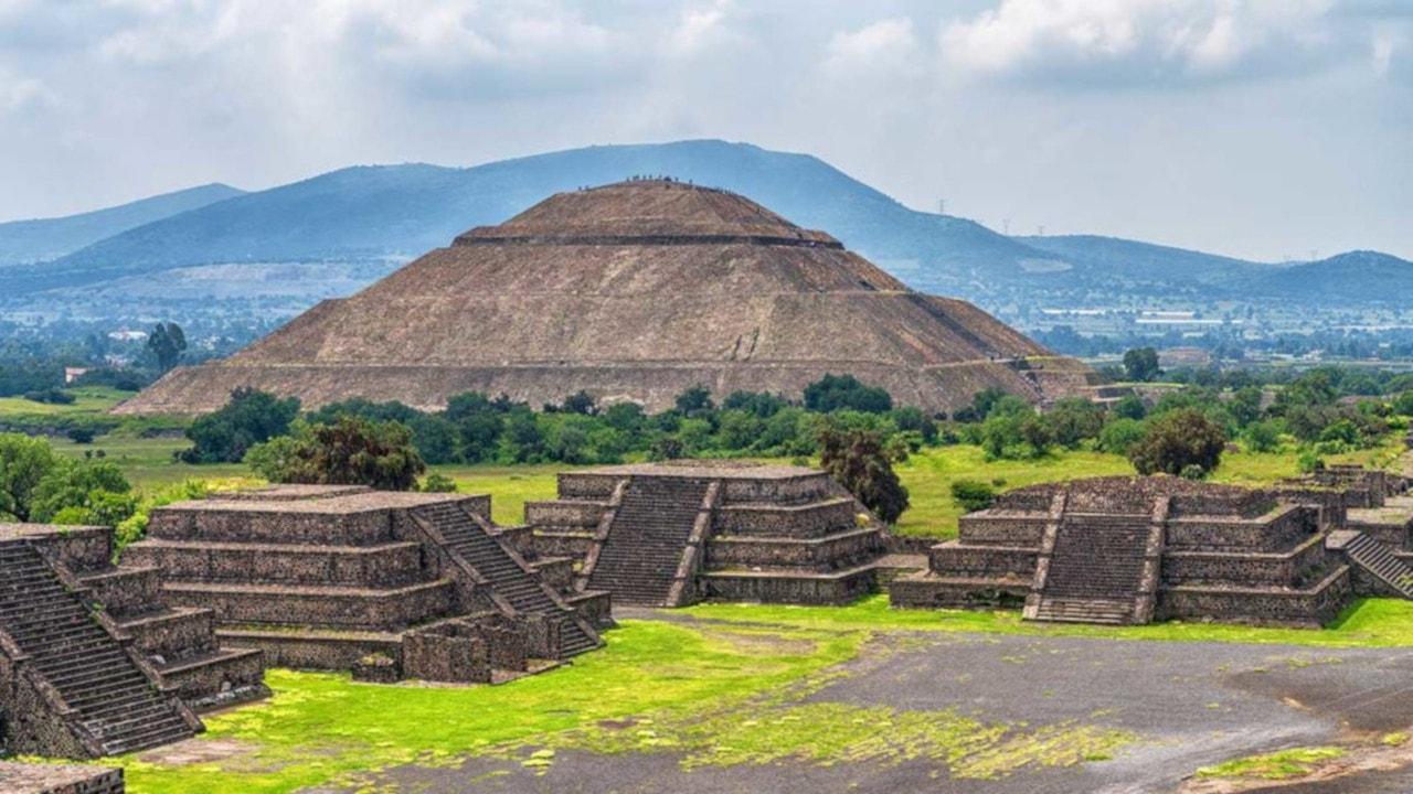imágenes de la arquitectura teotihuacana