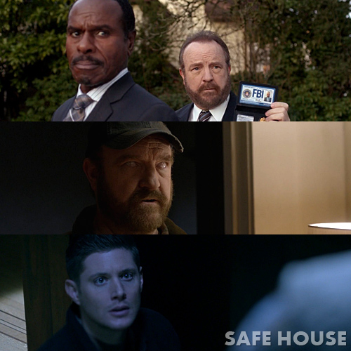 "Supernatural 11x16 ""Safe House"""