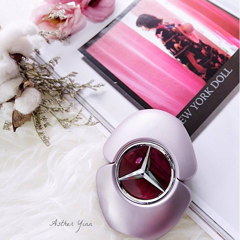 asther yinn mercedes benz woman the star fragrance eau. Black Bedroom Furniture Sets. Home Design Ideas