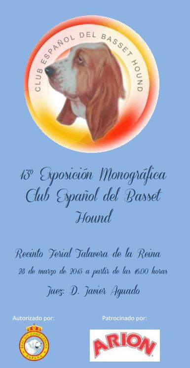 XIII Exposición Monográfica sin CAC en Talavera de la Reina 1