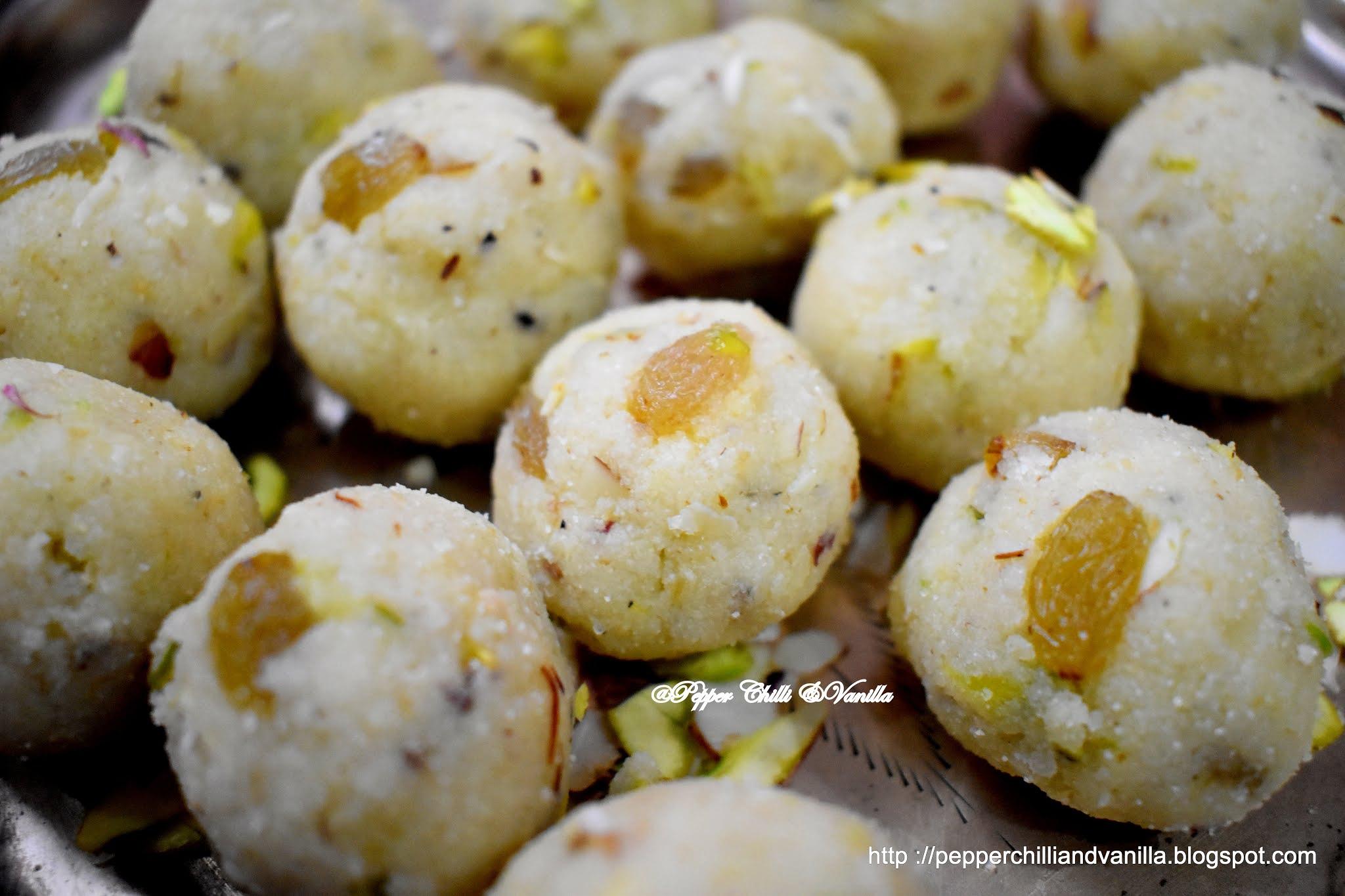 easy rava ladoo recipe,maharashtrian rava ladoo ,pakatle rava ladoo,rava ladoo with coconut using sugar syrup,gloria recipes