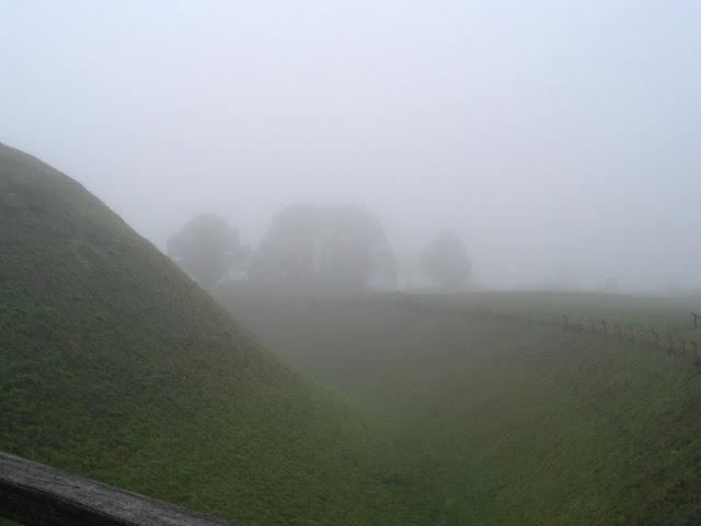 Old Sarum, England