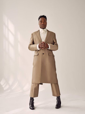 Billy Porter is an Emmy®, Tony® and Grammy® Award-winning actor, singer, director, composer and playwright