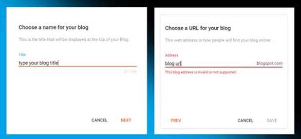 Website ya blog kaise banaye step by step 2021 in Hindi