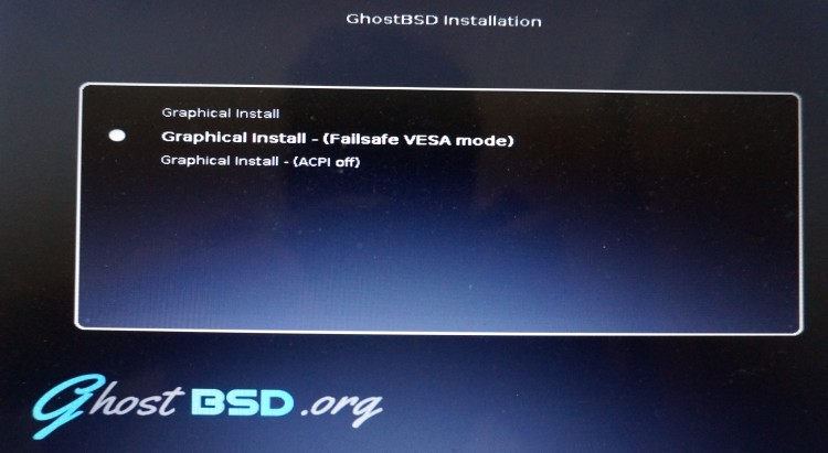 Getting started with GhostBSD and FreeBSD Part 1