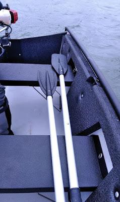 ポータボートはオールはオプション