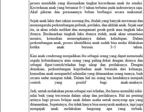 Tugas 4 Mengidentifikasi Teks Tanggapan Kritis Beserta Jawabannya