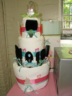 "Bridal Shower Utensil Gift ""Cake""- The Creative Confectionista"