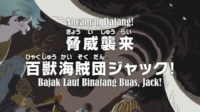 Download One Piece Episode 757 Sub Indo Samehadaku