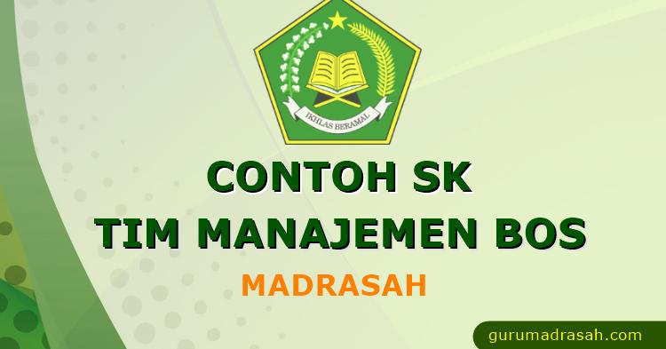 Contoh Sk Lembaga Pondok Pesantren - Guru Paud