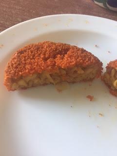 bamischijf uit de oven van Mora