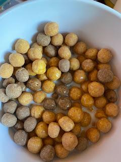 Aldi Cocoa Peanut Butter Balls
