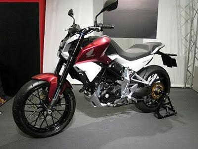 Honda SFA 150 Concept bike Hd Image