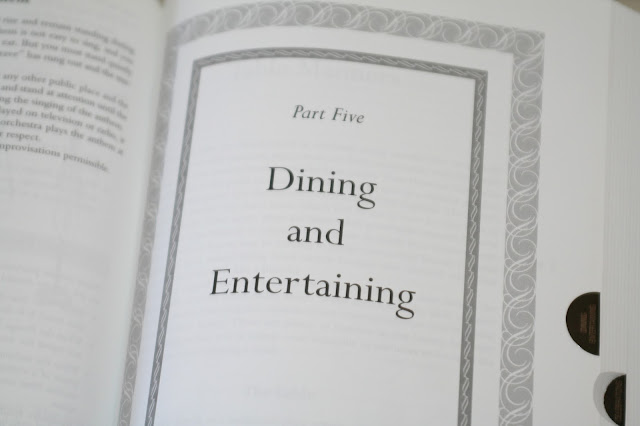 Emily Post's Etiquette Book