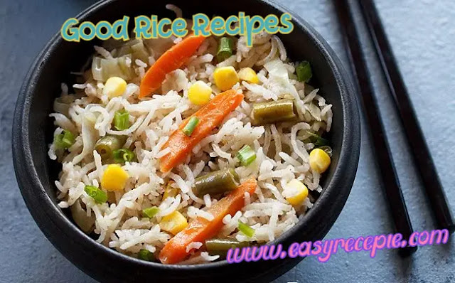 3 Insanely Good Rice Recipes You Should Try Now